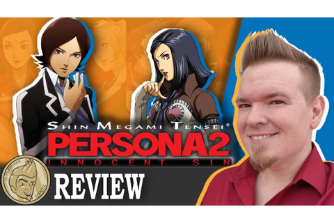 Persona 2 Innocent Sin review! [PSP] The Game Collection ...