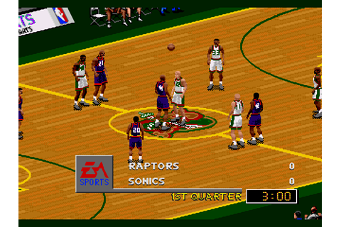 NBA Live 98 Download Game | GameFabrique