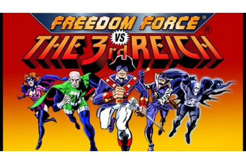 Freedom Force vs. the Third Reich Free Full Download ...