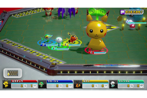 Pokemon Rumble U European release date set [Update: U.S ...