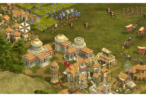Rise of Nations: Thrones and Patriots [Full ISO][543Mb ...