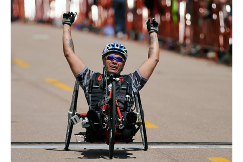 Air Force Team Trains for the Warrior Games | Rollx Vans