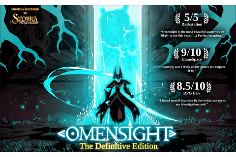 Omensight :: Omensight: The Definitive Edition Is Out for ...