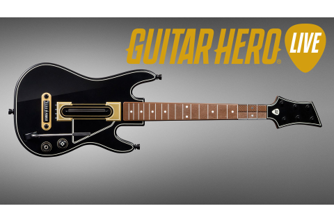 Rock out on your iPhone or a controller in Guitar Hero Live