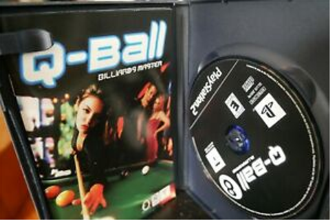 Q-Ball Billiards Master Sony Playstation 2 PS2 Video Game ...