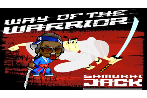 Cartoon Network Games Samurai Jack Way Of The Warrior ...