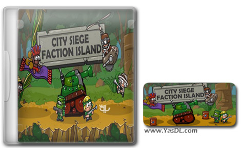 City Siege Faction Island For PC A2Z P30 Download Full ...