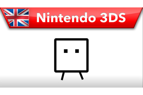 BOXBOXBOY! - E3 2016 Trailer (Nintendo 3DS) - YouTube