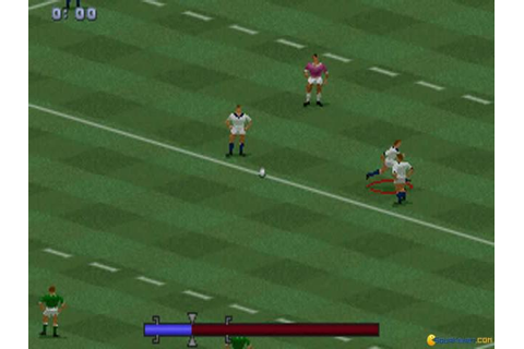 Rugby World Cup 95 download PC