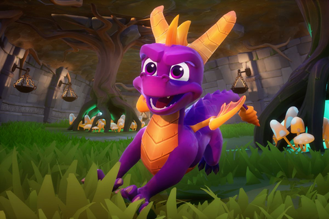 Spyro the Dragon trilogy remaster will include original ...