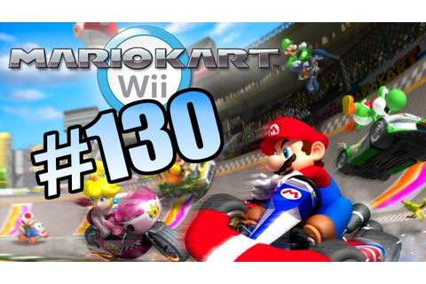 Wii Have Fun #130: Mario Kart Wii (Game 8) - YouTube