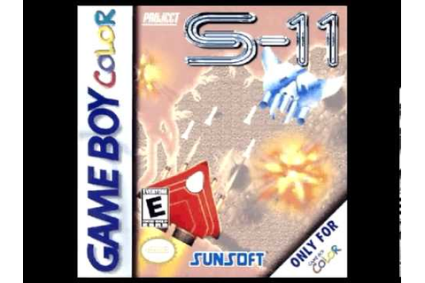 Project S-11 Soundtrack - 01 Title Screen (Game Boy Color ...