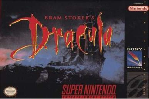 Bram Stoker's Dracula (video game) - Wikipedia