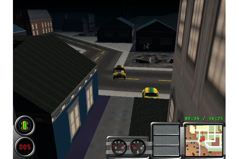 Streets of SimCity Download (1997 Simulation Game)
