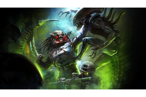 Alien vs Predator Coming to Facebook Game - AvPGalaxy
