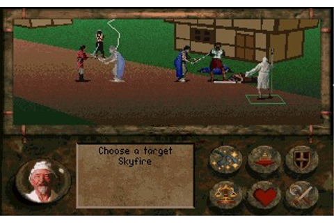 Betrayal at Krondor (DOS) Game Download