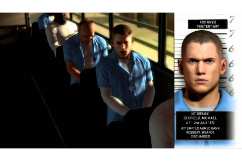 Prison break the conspiracy pc www.soloestreno ...