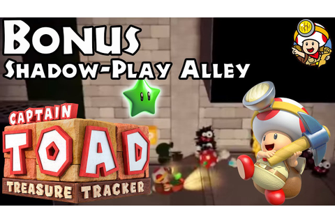 Captain Toad: Treasure Tracker - Bonus - Level 3: Shadow ...
