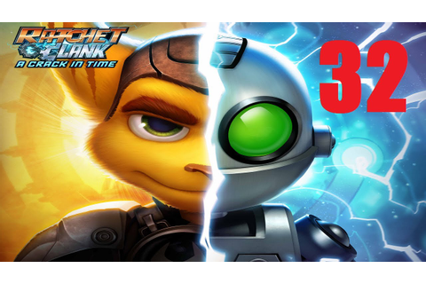 Ratchet and Clank Future: A Crack in Time Ending (Part 32 ...