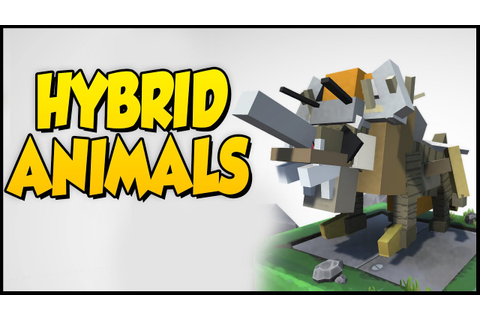 Hybrid Animals The Amazonian Chomper! Zombies! [Let's Play ...