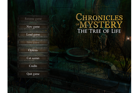 Chronicles of Mystery: The Tree of Life Screenshots for ...