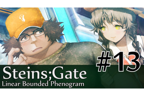 A Date With Daru - Steins;Gate Linear Bounded Phenogram ...