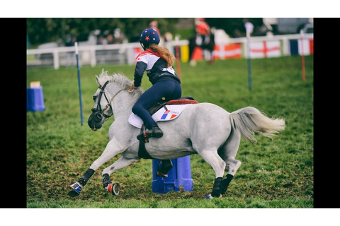 Championnat d'Europe 2017 Mounted Games Anouche & Oxbow ...