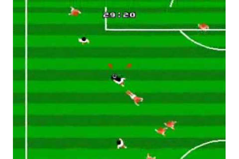 Tecmo World Cup (NES) - YouTube