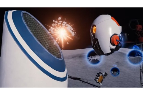 Portal VR Moondust Demo Showcases Advanced VR Features ...