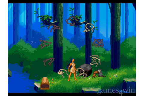 Pocahontas. Download and Play Pocahontas Game - Games4Win