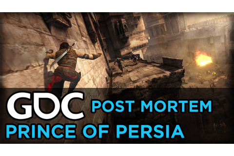 Classic Game Post Mortem: Prince of Persia - YouTube