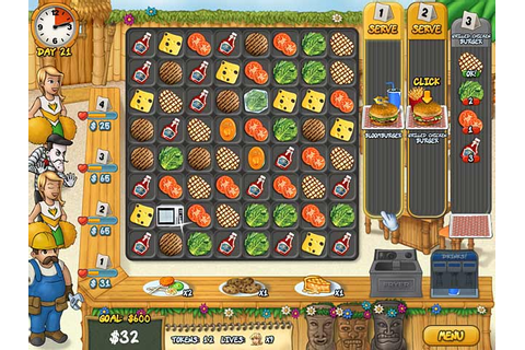 Burger Rush > iPad, iPhone, Android, Mac & PC Game | Big Fish