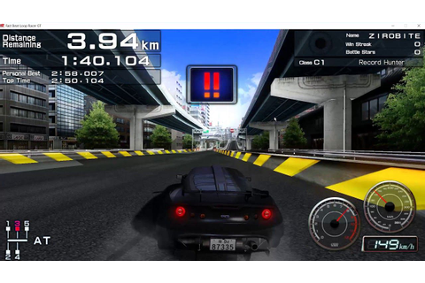 FAST BEAT LOOP RACER GT 環狀賽車GT - My First GamePlay...BUT A ...