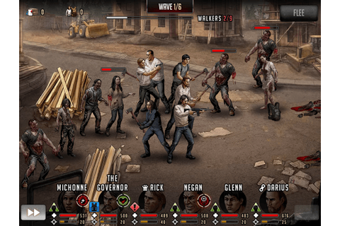 Play The Walking Dead: Road to Survival on PC and Mac with ...