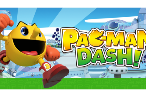 Pac-Man Dash free-to-play available on iOS and Android ...