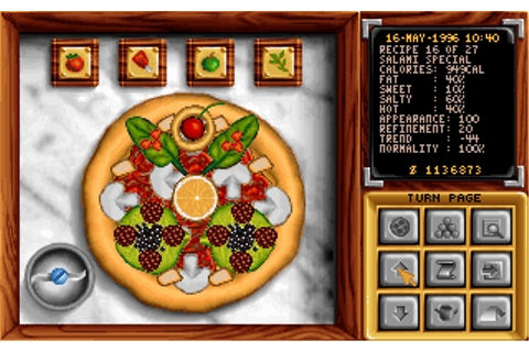 Download Pizza Tycoon | Abandonia