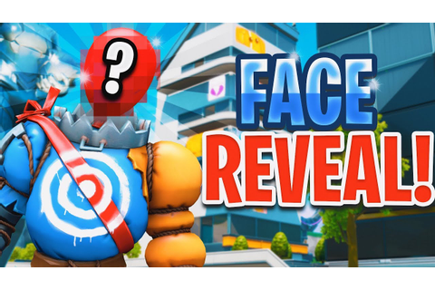 FACE REVEAL - YouTube