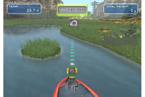 Hooked - Real Motion Fishing (USA) Nintendo Wii ISO ...