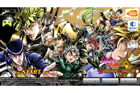[FR] JOJO'S BIZARRE ADVENTURE DIAMOND RECORDS ! - YouTube