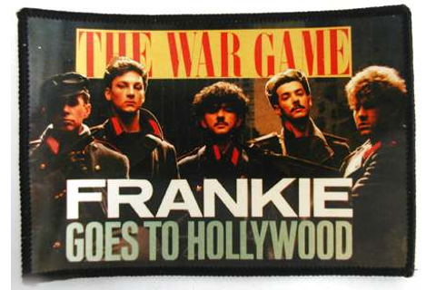 Frankie Goes to Hollywood - The War Game Photo Patch