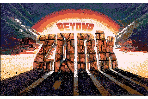 Download Beyond Zork adventure for DOS (1987 ...