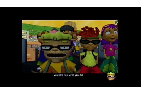 Rocket Power: Beach Bandits [09] 100% GameCube Longplay pt ...