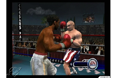 Knockout Kings 2002 PS2 ISO Download