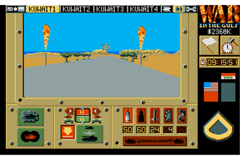 Download War in the Gulf - My Abandonware