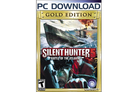 Silent Hunter 5 Battle of the Atlantic Gold Edition ...