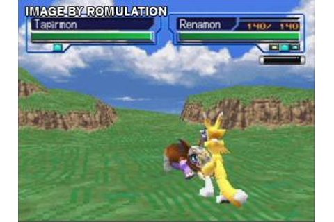 Digimon World 3 (USA) PSX / Sony PlayStation ISO Download ...