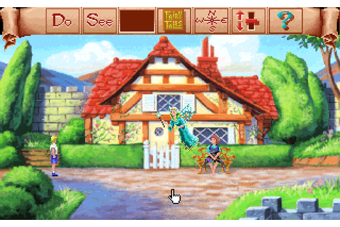 Super Adventures in Gaming: Mixed-Up Fairy Tales (MS-DOS ...