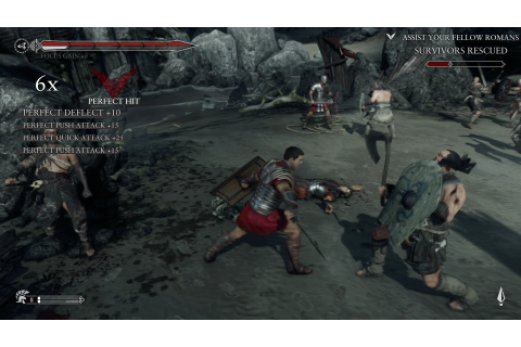Ryse Son Of Rome Free Download - Ocean Of Games
