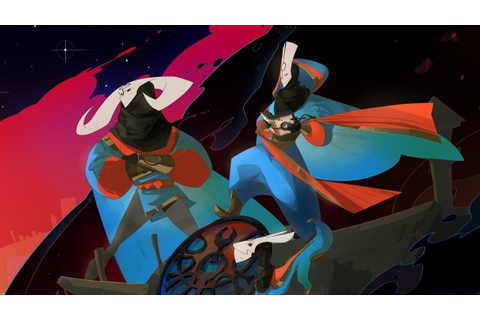 Pyre Review - IGN