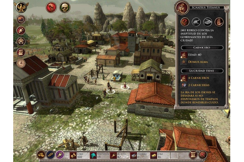 Glory of the Roman Empire « Old PC Gaming